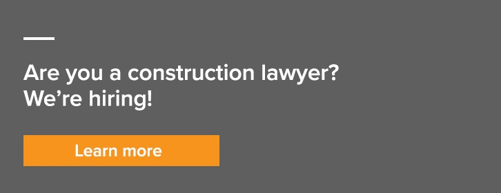 Construction lawyer