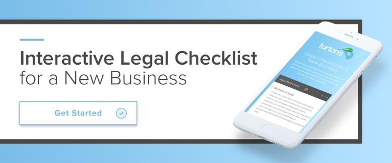 Interactive Legal Checklist for New Business